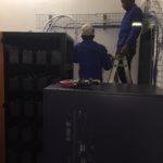 UNISA Rustenburg 3-Phase Backup Power